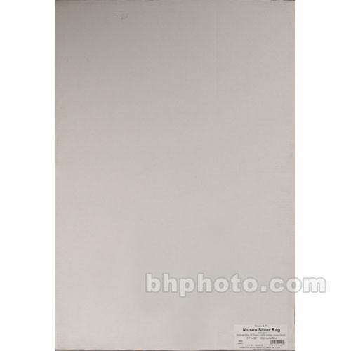 Museo Silver Rag Paper - 24x36