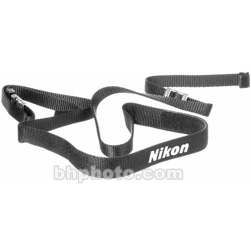 Nikon AN-7 Nylon Strap for Eveready Case (Black) 4564