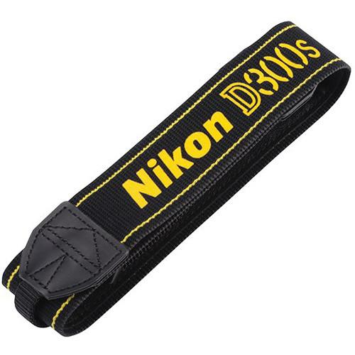 Nikon AN-DC4 Replacement Neck Strap for D300s DSLR 25407