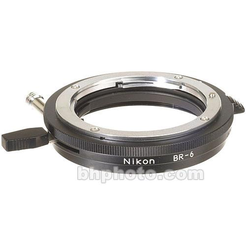 Nikon BR-6 Auto Diaphragm Ring for Reverse Mount Lenses 2658
