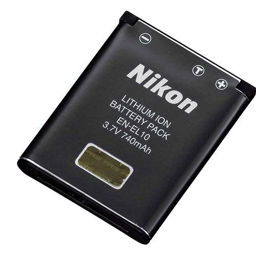 Nikon EN-EL10 Rechargeable Lithium-Ion Battery 25752