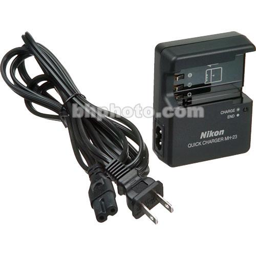 Nikon  MH-23 Battery Charger 25349