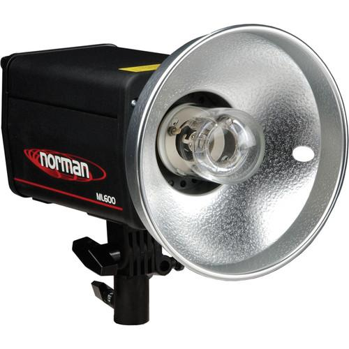 Norman  ML600 600Ws Monolight