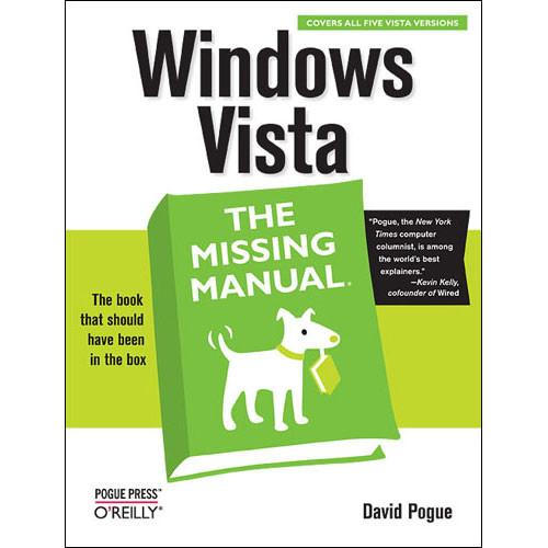 O'Reilly Digital Media Book: Windows Vista: 596528272