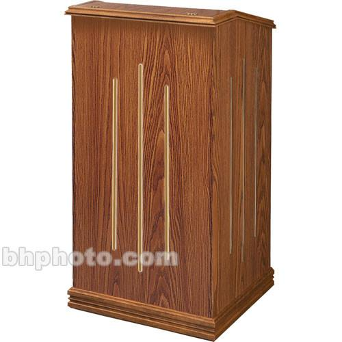 Oklahoma Sound Aristocrat Full-Floor Lectern #501 501-MO