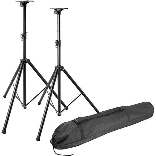 On-Stage SSP7850 Professional Speaker Stand Pak SSP7850