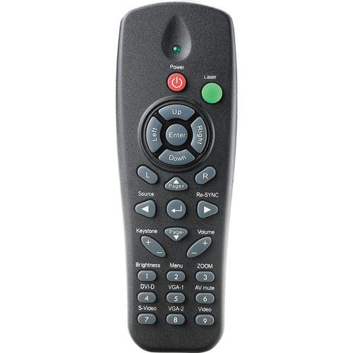 Optoma Technology BR-3036L Replacement Remote Control BR-3036L