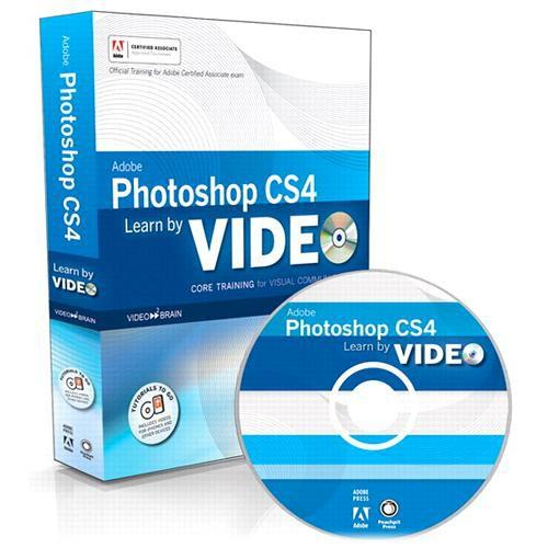Pearson Education DVD: Learn Adobe Photoshop 978-0-321-63493-1