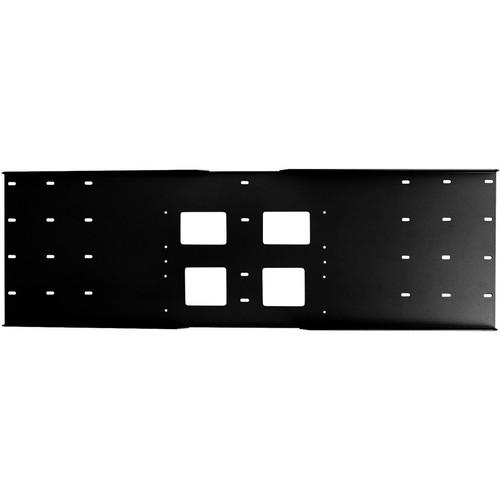Peerless-AV Triple-Stud Wall Plate, Model WSP-724GB WSP724-GB