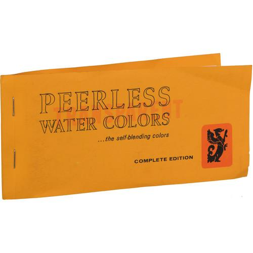 PEERLESS-COLOR Transparent Water Colors: Complete Edition GPC100