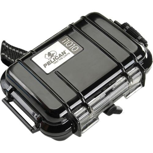 Pelican i1010 Waterproof Case (Black) 1010-045-110