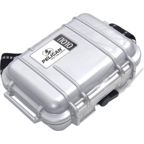 Pelican i1010 Waterproof Case (Silver) 1010-045-184