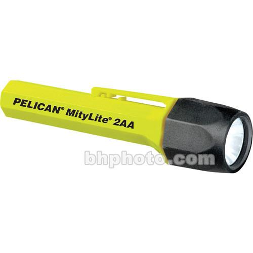 Pelican Mitylite 2300 Flashlight 2 'AA' Xenon Lamp 2300-010-245