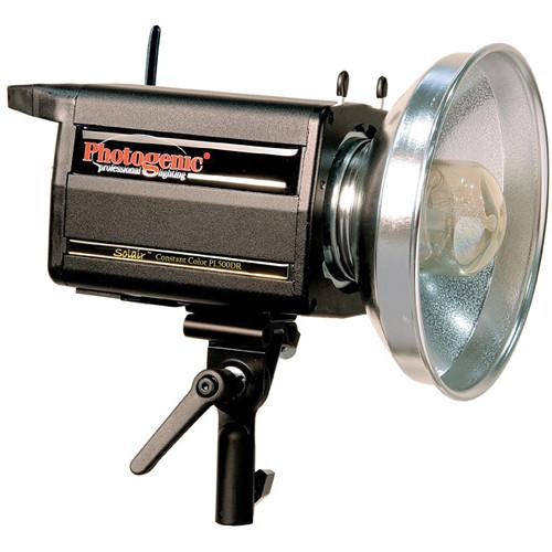 Photogenic PLR500DRC Radio Solair 500W/s Monolight 958491