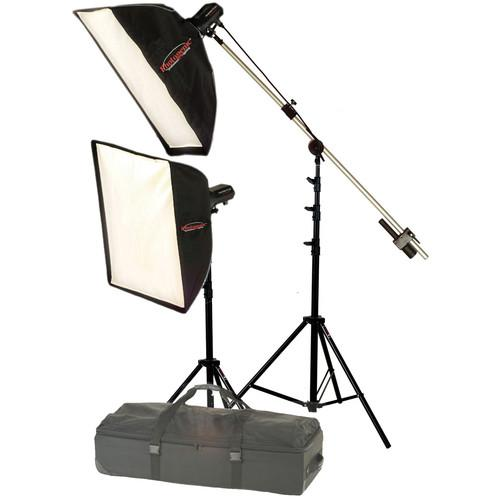 Photogenic StudioMax III Softbox Portrait Kit (120V) 956227