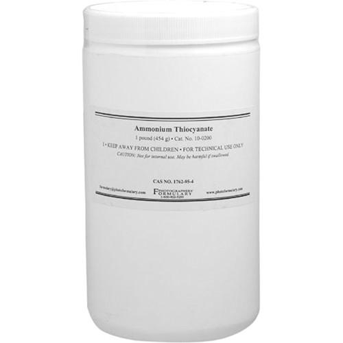 Photographers' Formulary Ammonium Thiocyanate - 1 Lb. 10-0200
