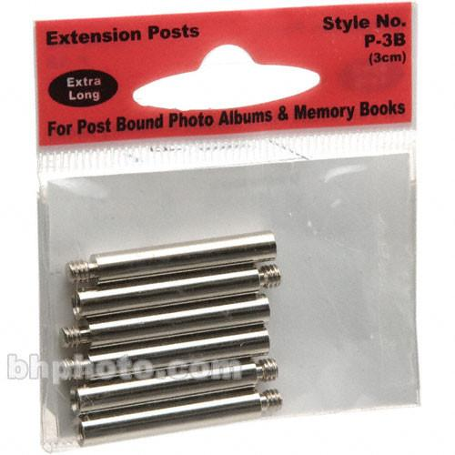 Pioneer Photo Albums P-3B Extra Long Extension Posts P3B
