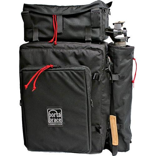 Porta Brace BK-2EXP Backpack Camera Case - Extreme BK-2BEXP