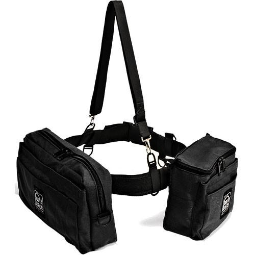Porta Brace  BP-2 Waist Belt Pack (Black) BP-2B