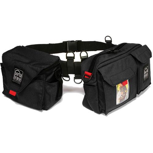 Porta Brace  BP-3 Waist Belt Pack (Black) BP-3B