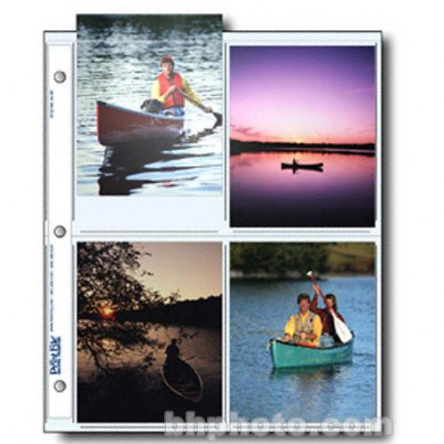 Print File 45-8P Archival Storage Page for 8 Prints 060-0623