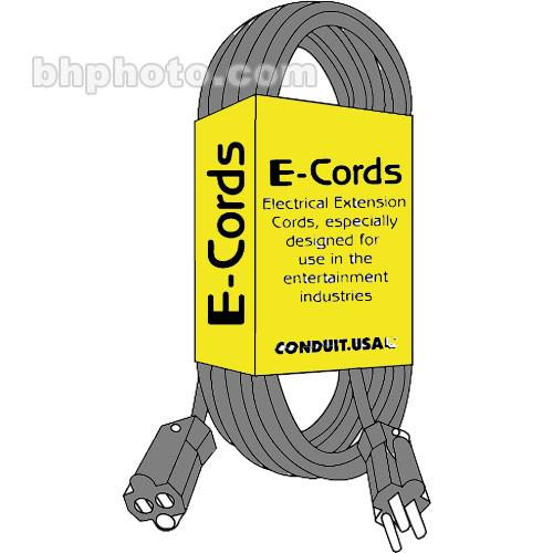 Pro Co Sound E-Cord Electrical Extension Cord (16-Gauge) E163-12