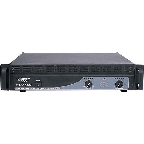 Pyle Pro PTA1400 Professional Stereo Power Amplifier PTA1400