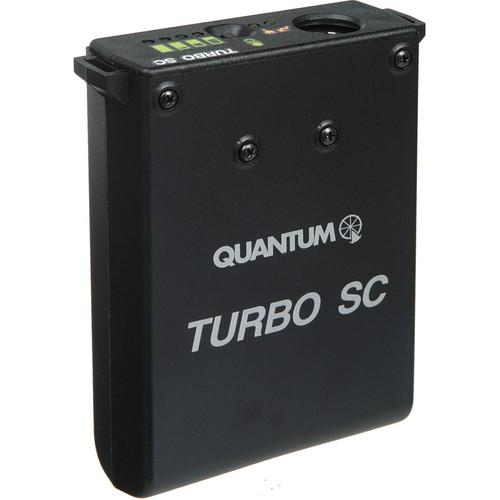 Quantum Turbo SC Battery Pack with CZ Flash Cable