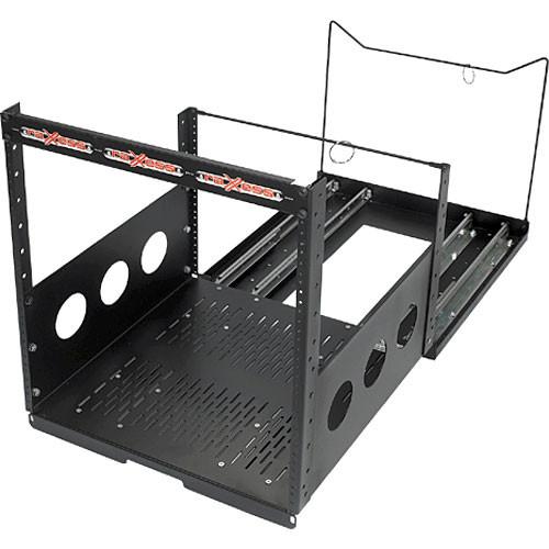 Raxxess Pull-Out Rack, Model POTR 19-Space POTR-19