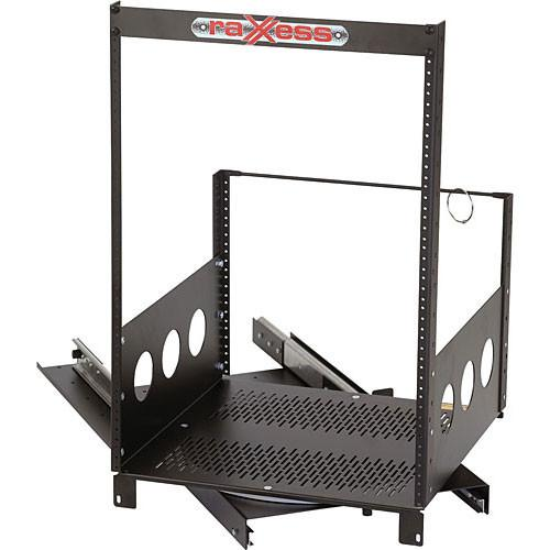 Raxxess Rotating Rack, Model ROTR-XL 19-Spaces ROTR-XL-19
