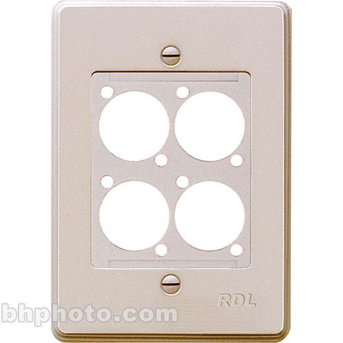 RDL RMS-4N Wall Mount Plate for AMS Series Products RMS-4N