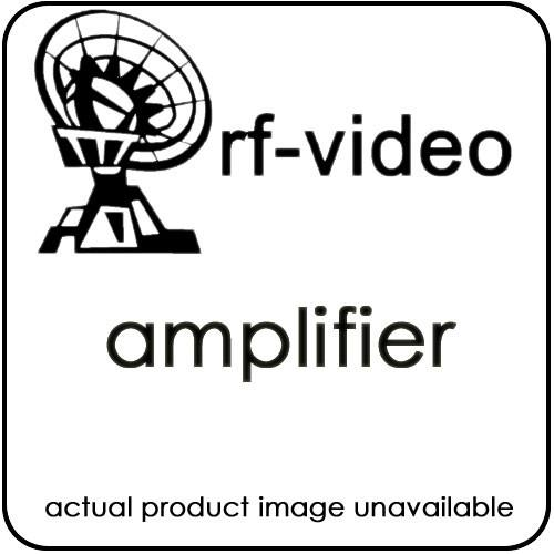 RF-Video AMP-50X/TV 50-Watt TV Linear Amplifier AMP-50X/TV