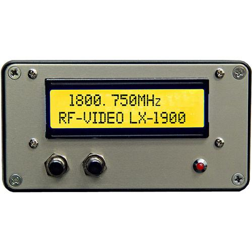 RF-Video LX-1900 1700-1900 MHz Video and Audio LX-1900