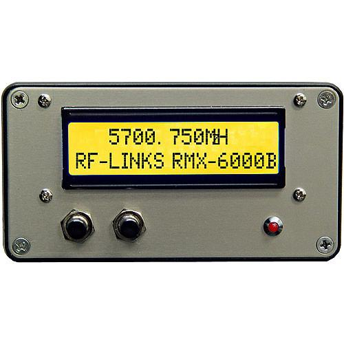 RF-Video RMX-6000B 5.8 GHz Video & Audio Receiver RMX-6000B