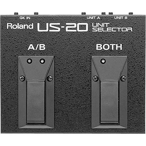 Roland  US-20 - Floor Pedal Unit Selector US-20