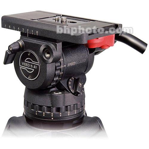 Sachtler Video 15 SB Professional Fluid Head 1505