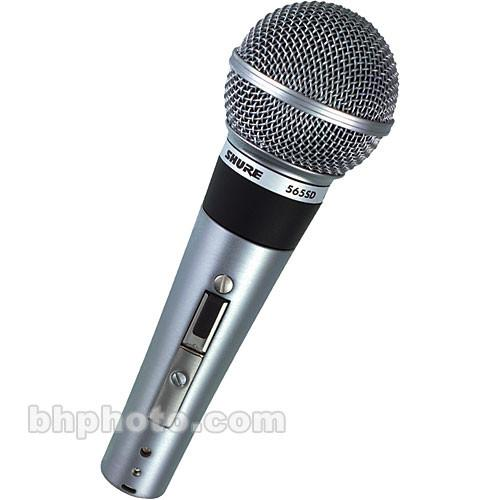 Shure 565SD-LC Classic Unisphere Vocal Microphone 565SD-LC