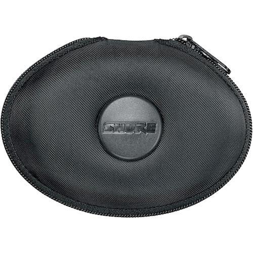 Shure PA628 - Oval Zippered Earphone Case EAHCASE