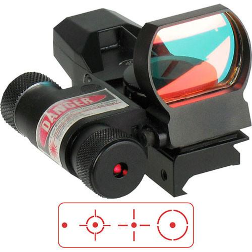 Sightmark Sightmark Dual Shot Reflex Sight (Black) SM13002