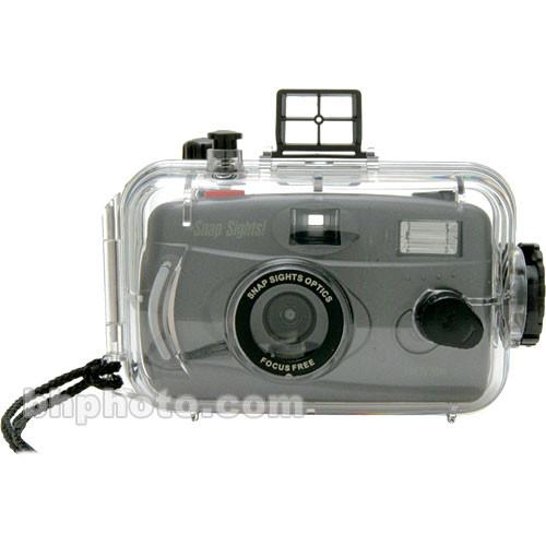 Snap Sights  SS01 Underwater Camera w/ Flash SS01