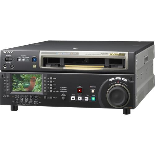 Sony HDW-1800 CineAlta HDCAM Studio Editing Recorder HDW1800