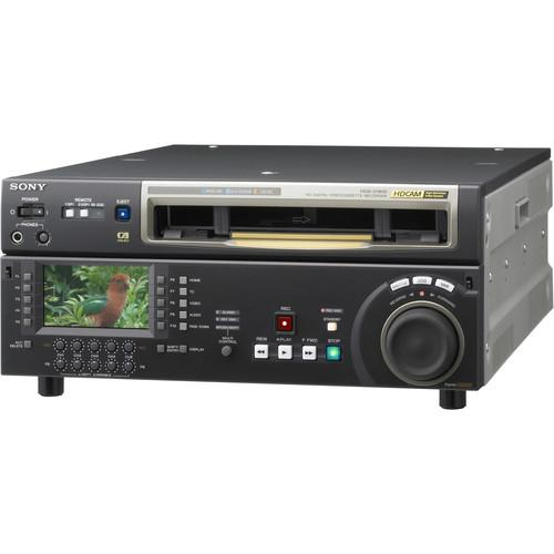 Sony HDW-D1800 CineAlta HDCAM Studio Editing Recorder HDWD1800