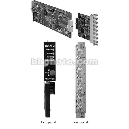 Sony HKSP-105 Audio-Video Multiplexer Board HKSP105