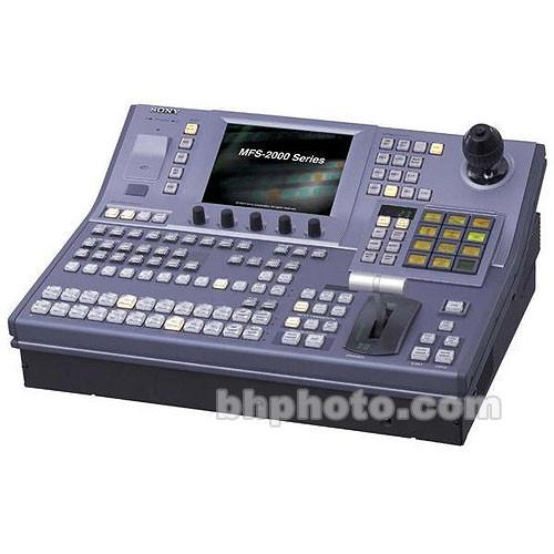 Sony MKS-2010 1 M/E Control Panel for MFS-2000 MKS2010