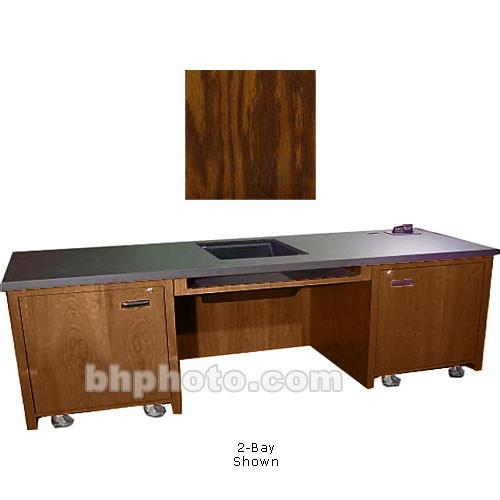 Sound-Craft Systems 1-Bay Custom Presentation Desk CPD1VK