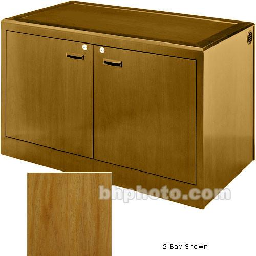 Sound-Craft Systems 3-Bay Equipment Credenza - CRDZ3BVM