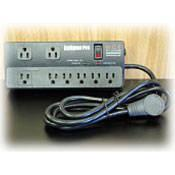 Sound-Craft Systems PS8 Power Strip and Surge Protector - 8 PS8