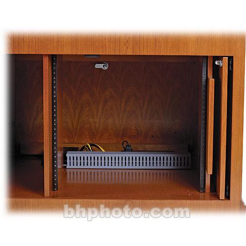 Sound-Craft Systems RM13 13-Space Mount for Presenter Desk RM13