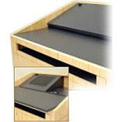Sound-Craft Systems SCOV Hinged Work Surface Cover with Lock
