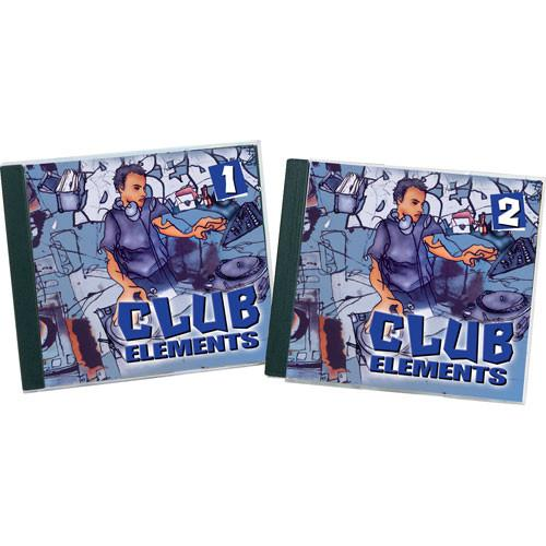 Sound Ideas Sample CD: Club Elements M-SI-CLUB-ELE